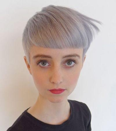 Recent Blunt Pixie Haircuts Regarding 20 Funky Short Hairstyle You Will Love – Popular Haircuts (View 17 of 20)