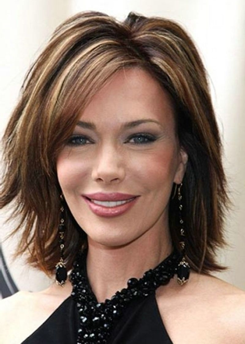 Recent Shaggy Hairstyles For Over 40 Throughout Short Shaggy Hairstyle For Women Over 40 17 Best Images About  (View 12 of 15)