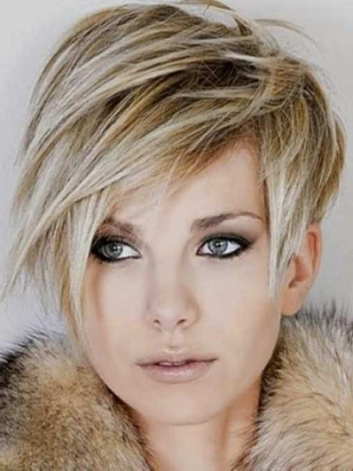 Photo Gallery Of Short Pixie Haircuts Viewing 15 Of 20 Photos