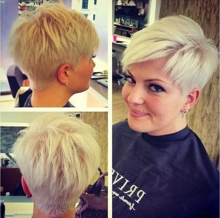 Recent Short Spiky Pixie Haircuts Throughout 25 Fabulous Short Spikey Hairstyles For Women And Girls – Popular (View 12 of 20)
