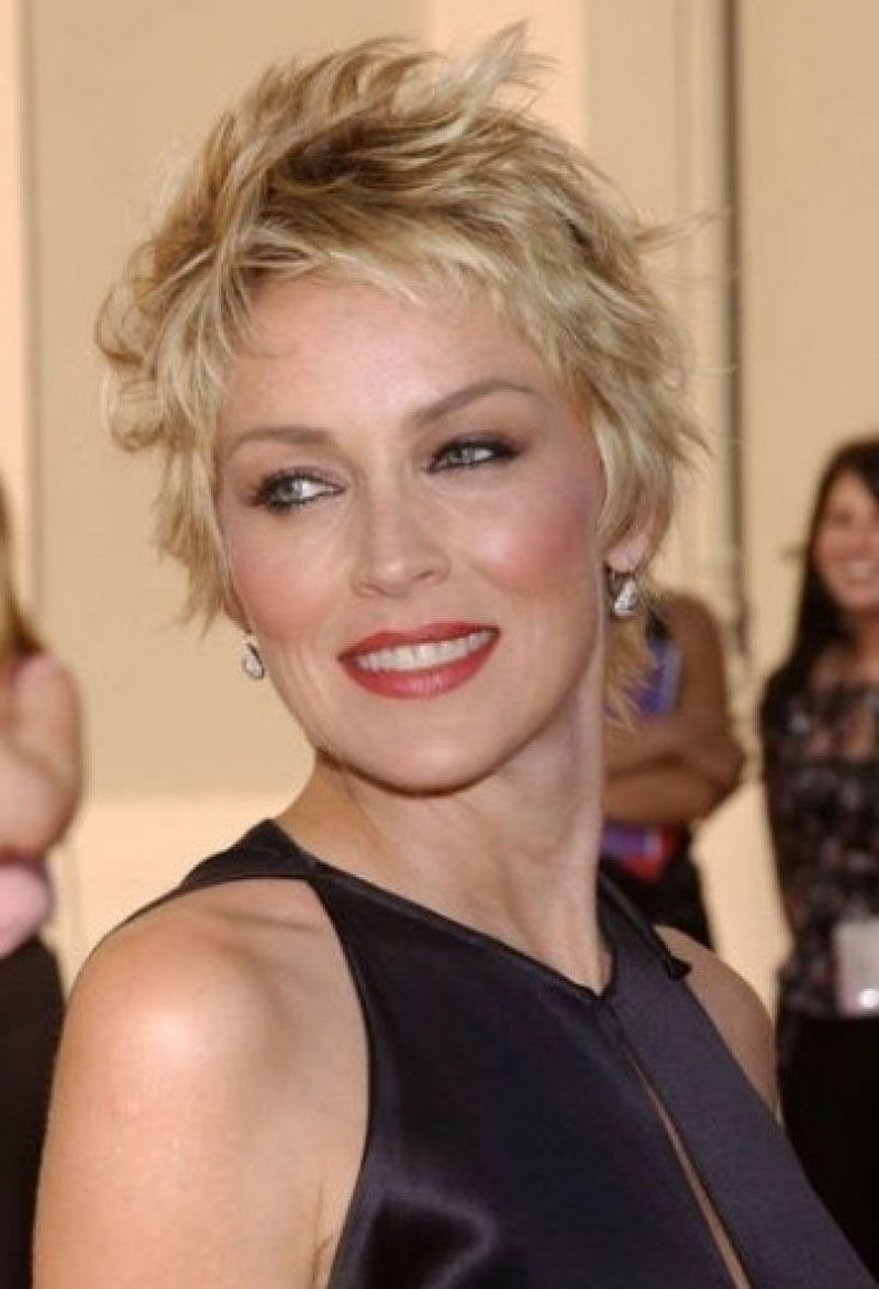 Recommended Ways To Create Short Hairstyles For Older Women Short In Famous Very Short Shaggy Hairstyles (View 10 of 15)