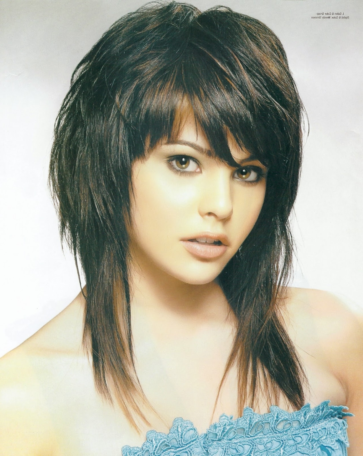 Shag Hairstyles For Women – Hairstyles For Women Intended For Preferred Japanese Shaggy Hairstyles (View 14 of 15)