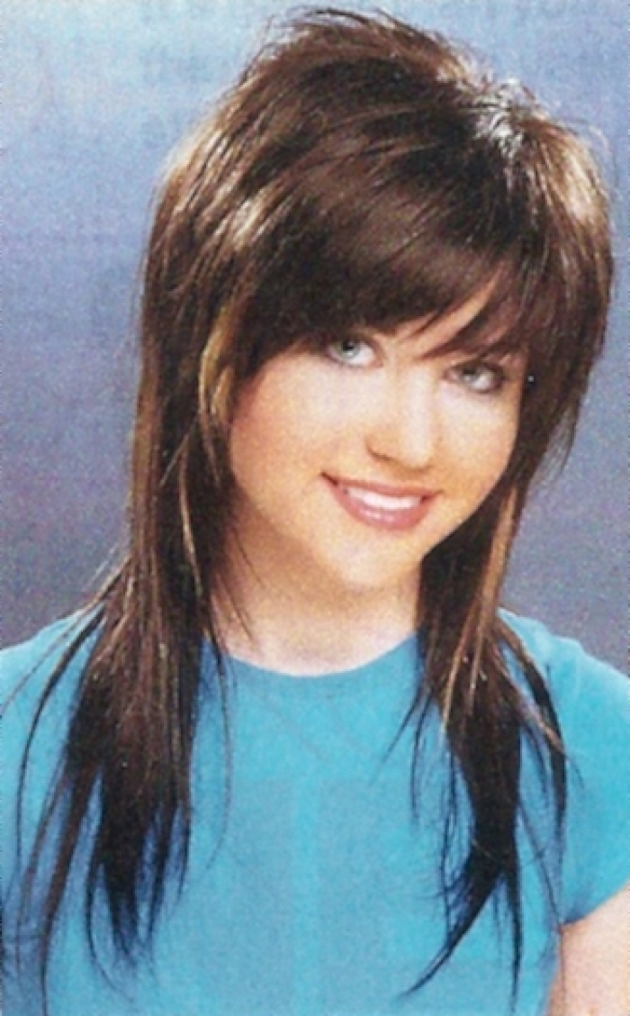 Shaggy Hairstyles – Short Hairstyles, Short Curly Hairstyles Pertaining To Most Recent Shaggy Emo Haircuts (View 13 of 15)