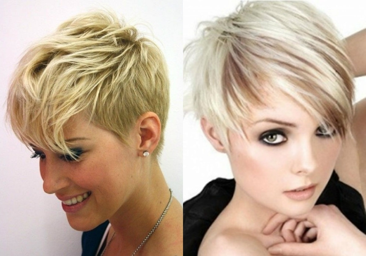Shaggy Pixie Haircut Pictures Super Extravagant Pixie Haircuts For With Well Liked Shaggy Pixie Hairstyles (View 6 of 15)