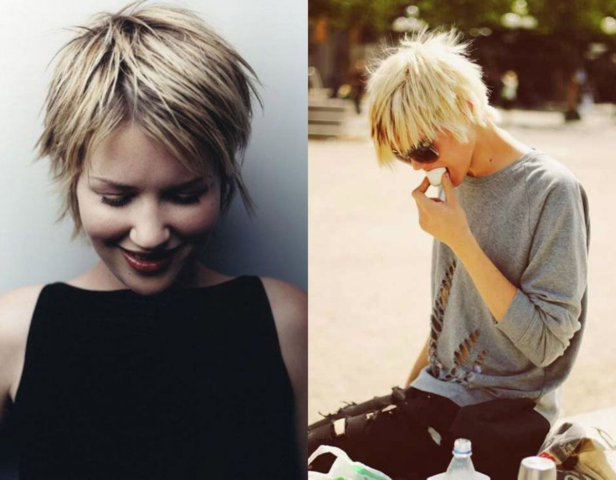 Featured Photo of Shaggy Pixie Hairstyles