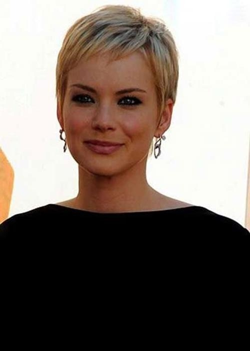 Short Choppy Pixie Cuts Pertaining To Most Popular Short Choppy Pixie Haircuts (View 15 of 20)