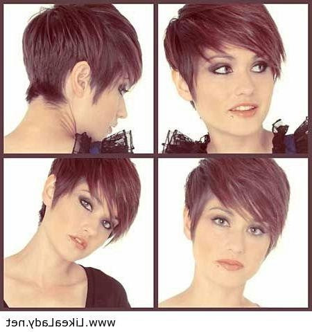 Short Cuts, Hair Ideas And (View 5 of 20)