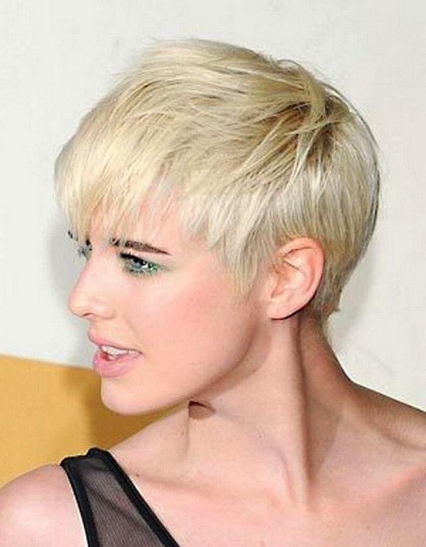 Short Cuts, Short Hair Styles With Regard To Preferred Pixie Haircuts For Fine Thin Hair (View 9 of 20)