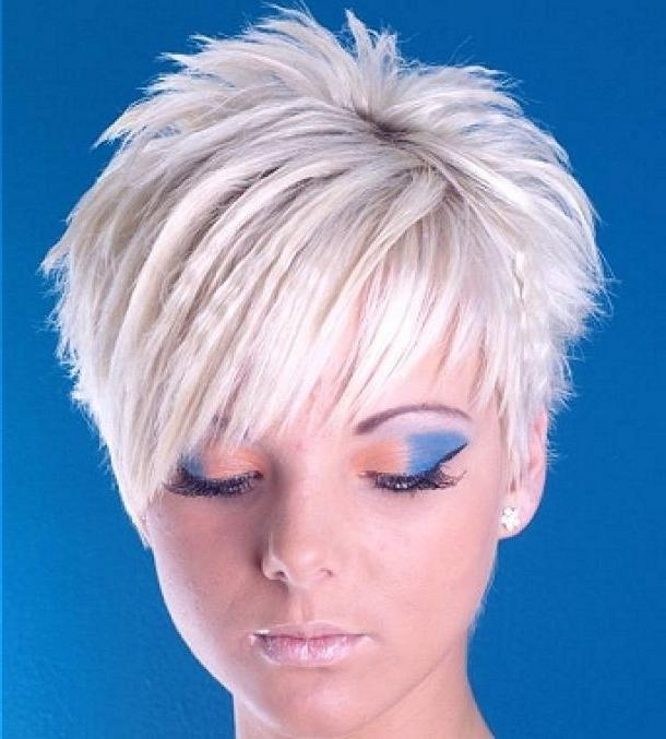 Short Hair, Hair For Famous Funky Pixie Haircuts (View 16 of 20)