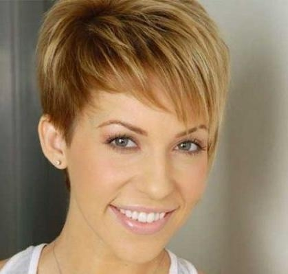 Short Hair Pertaining To 2018 Hipster Pixie Haircuts (View 15 of 20)