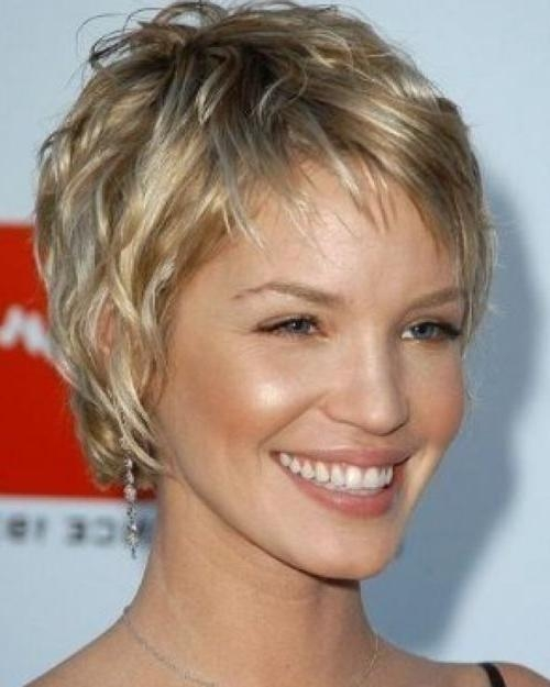 Short Haircuts For Women – 30 Classy & Pretty Short Haircuts For Women With Fashionable Short Pixie Haircuts For Women Over (View 11 of 20)