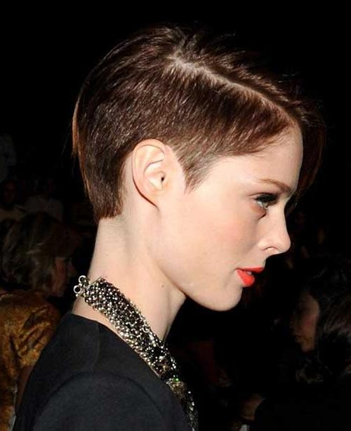 Short Hairstyles 2016 – (View 8 of 20)