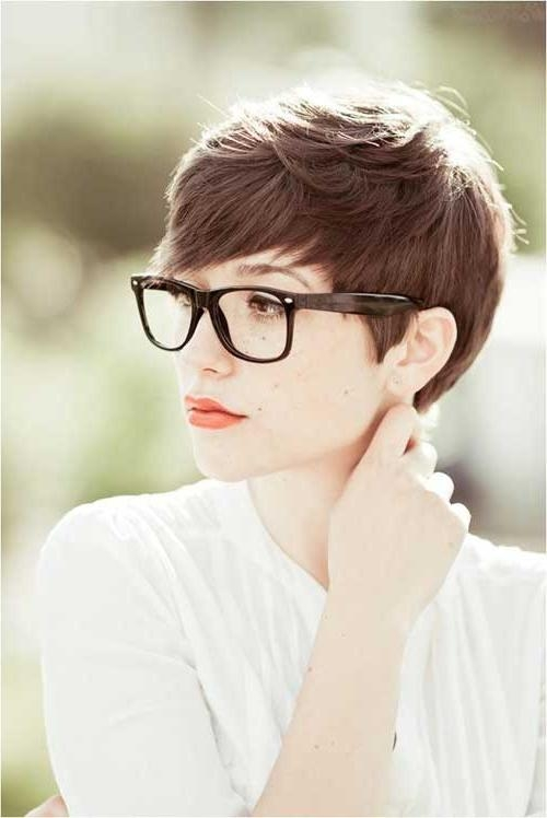 Featured Photo of Cute Pixie Haircuts With Bangs