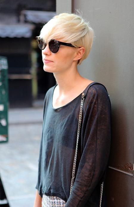 Short Hairstyles 2016 –  (View 17 of 20)