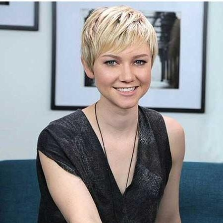 Short Hairstyles 2016 –  (View 16 of 20)