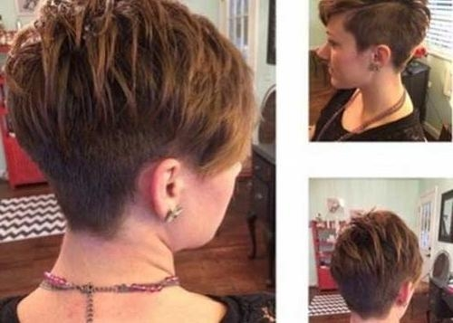 Featured Photo of Styling Pixie Haircuts