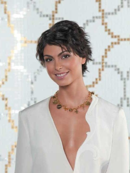 Short Hairstyles 2016 – 2017 Inside Widely Used Short Pixie Haircuts For Wavy Hair (View 14 of 20)