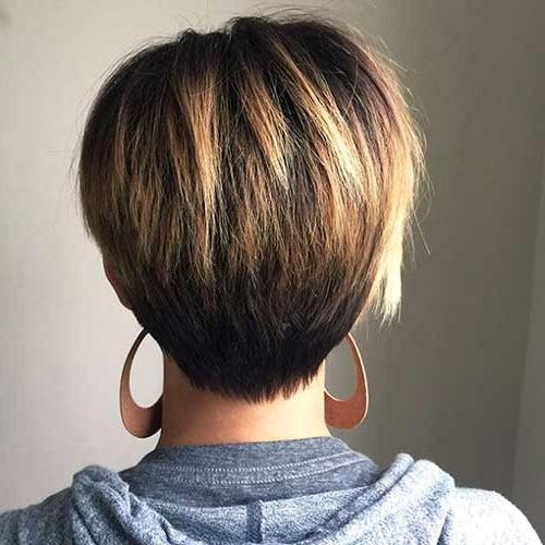 Featured Photo of Pixie Haircuts With Stacked Back
