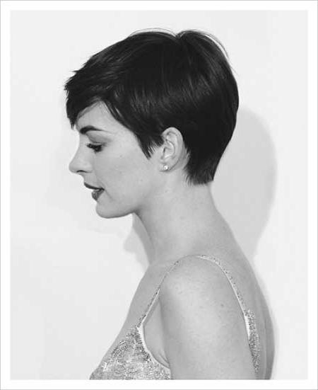 Short Hairstyles 2016 – 2017 Pertaining To Well Liked Classic Pixie Haircuts (View 19 of 20)