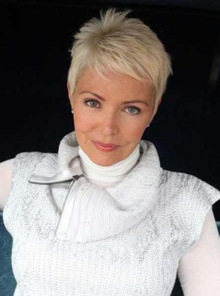 Featured Photo of Very Short Textured Pixie Haircuts
