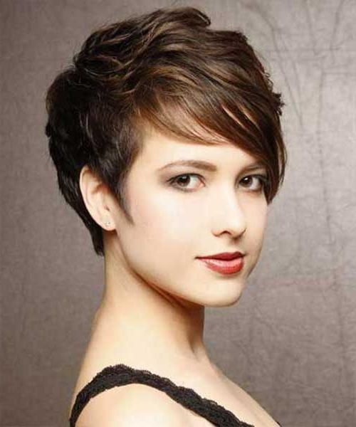 Short Hairstyles (View 14 of 20)