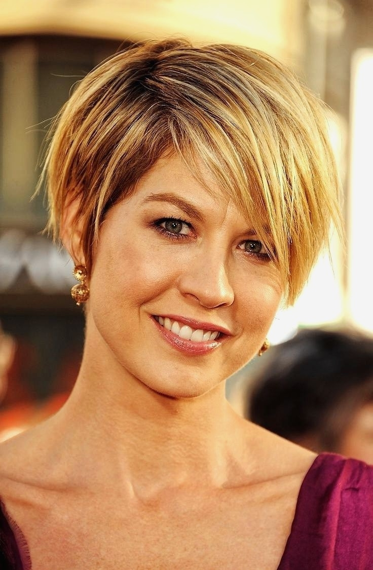 Short Hairstyles : Cool Short And Shaggy Hairstyles Trik With Throughout Favorite Cool Shaggy Hairstyles (View 11 of 15)