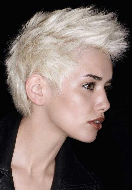 Short Hairstyles & Haircuts (View 14 of 20)