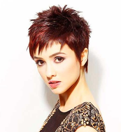 Short Hairstyles & Haircuts (View 15 of 20)