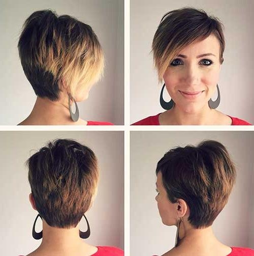 Short Hairstyles & Haircuts (View 17 of 20)