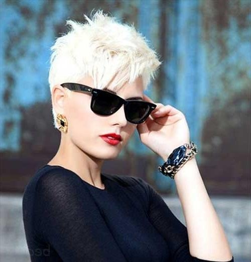 Short Hairstyles & Haircuts (View 9 of 20)