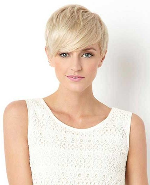 Short Hairstyles & Haircuts  (View 16 of 20)