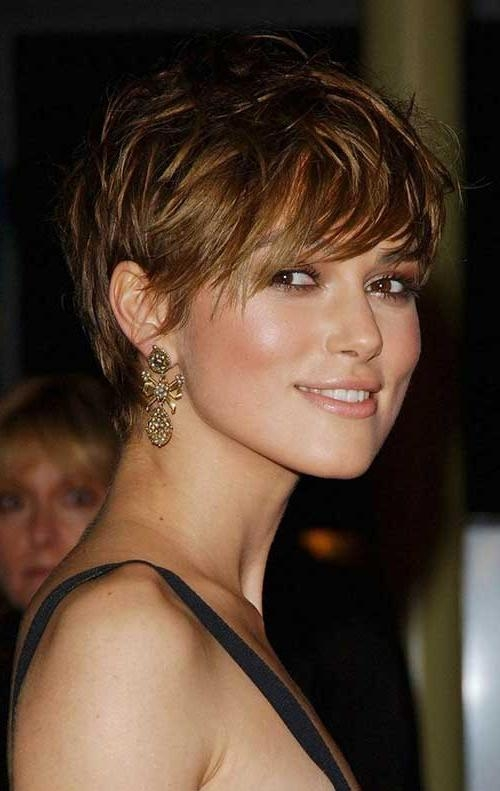 Short Hairstyles & Haircuts 2017 In Well Known Brown Pixie Haircuts (View 16 of 20)
