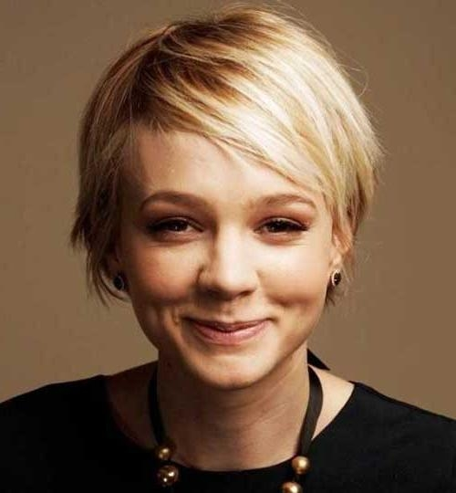 Short Hairstyles & Haircuts 2017 With Regard To Most Popular Pixie Haircuts For Fine Hair (View 16 of 20)