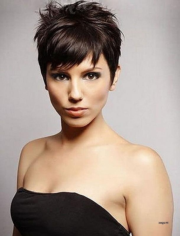 Featured Photo of Short Pixie Haircuts For Women Over