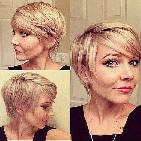 Featured Photo of Pixie Haircuts For Heart Shaped Face