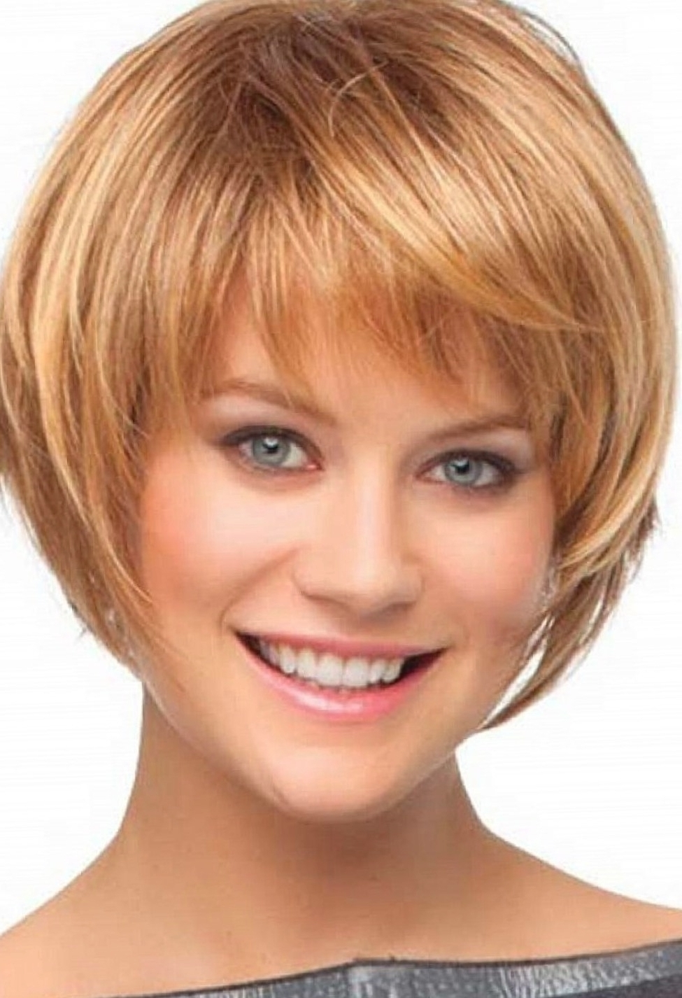 Short Layered Bob Hairstyles (View 8 of 15)