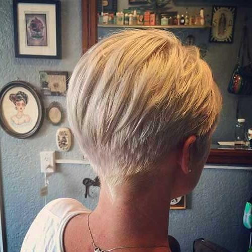 Short Pixie (View 17 of 20)