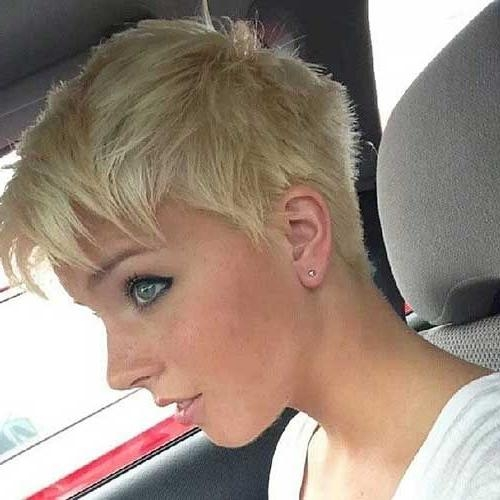 Short Pixie Cuts (Gallery 2 of 20)