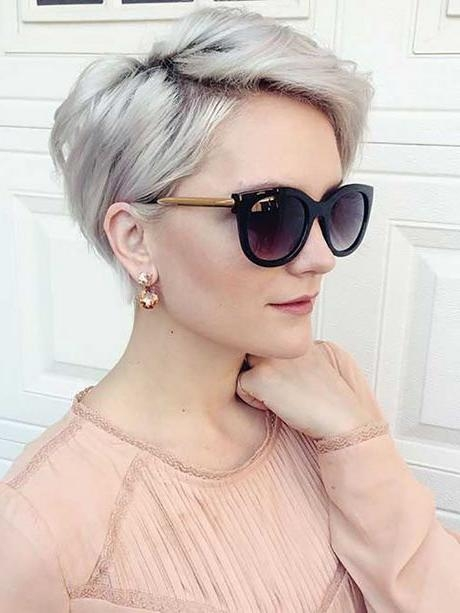 Short Pixie Cuts With Well Known Soft Pixie Haircuts (View 11 of 20)