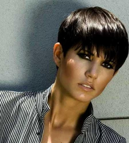 Short Pixie Haircuts 2014 –  (View 17 of 20)