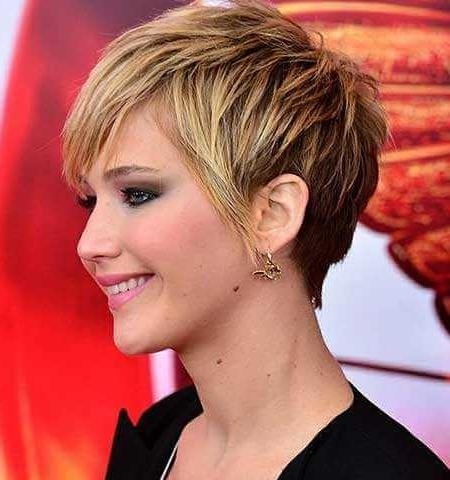 Short Pixie Haircuts For Fine Thin Hair 2017 Pertaining To 2017 Short Pixie Haircuts For Fine Hair (View 15 of 20)