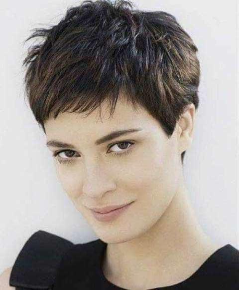 Short Pixie Haircuts For Fine Thin Hair Regarding Trendy Pixie Haircuts For Fine Thin Hair (View 19 of 20)