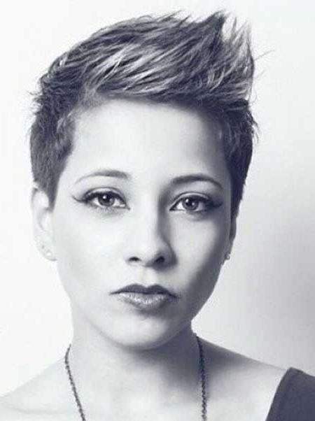 Short Pixie Hairstyles 2014 – (View 8 of 20)