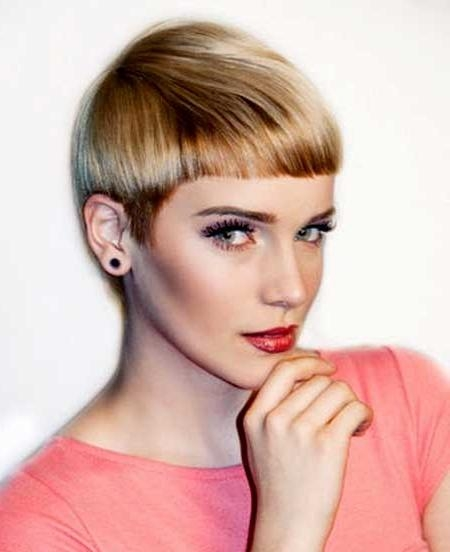 Short Pixie Hairstyles 2014 –  (View 17 of 20)