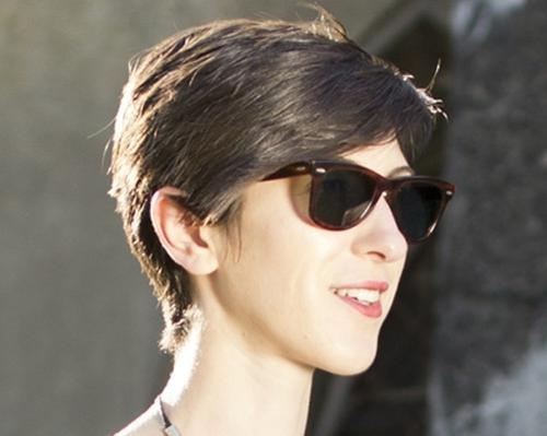 Short Pixie Hairstyles For Long Faces – New Hairstyles, Haircuts In Most Current New Pixie Haircuts (View 18 of 20)