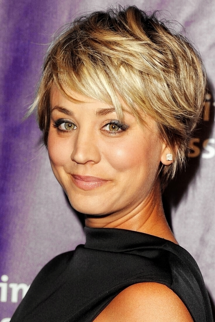 Short Shaggy Female Hairstyles – Hairstyle Picture Magz Inside Widely Used Short Shaggy Hairstyles Thin Hair (View 10 of 15)