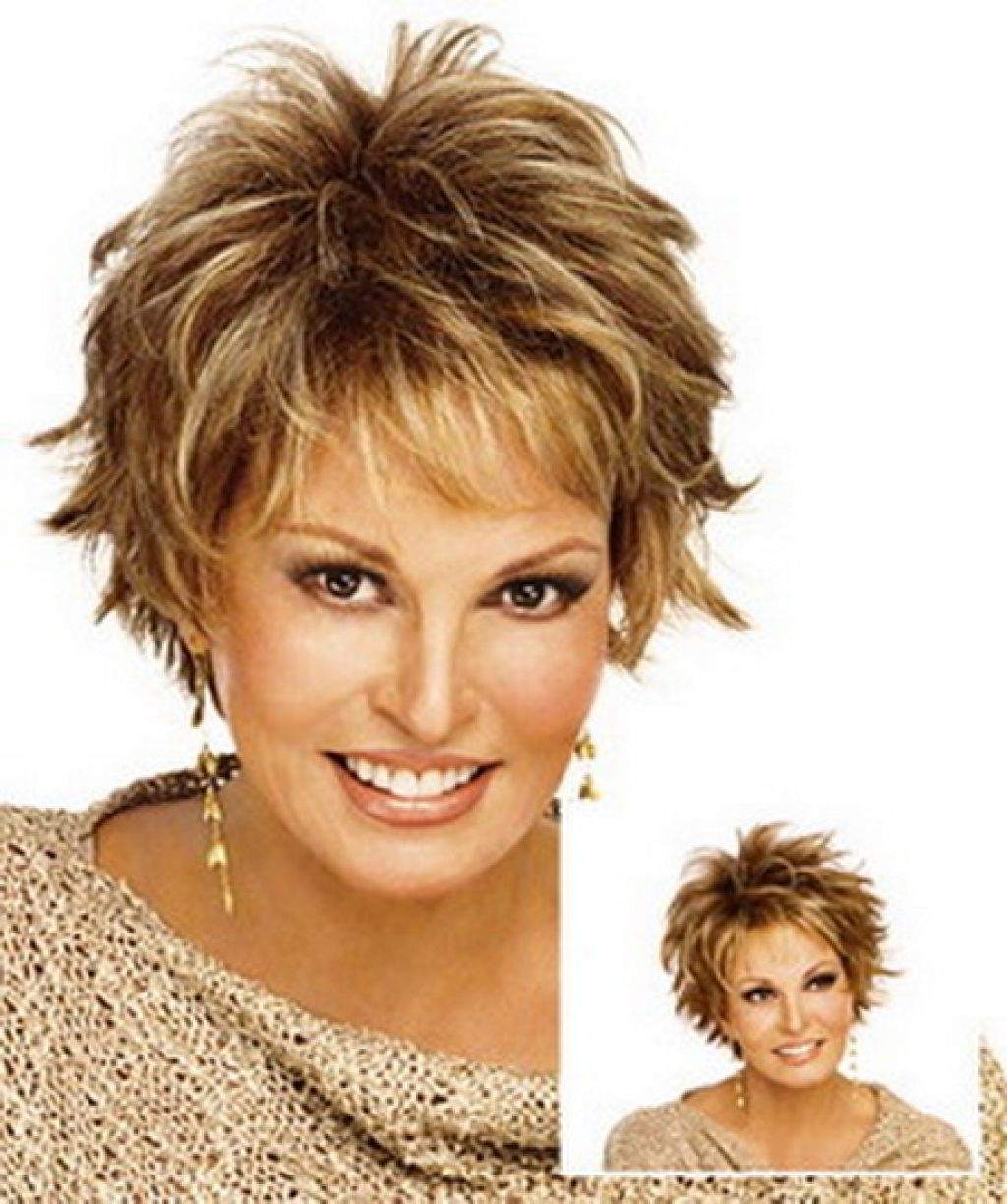Short Shaggy Haircuts For Women Over 50 – Popular Long Hairstyle Idea For Current Shaggy Hairstyles For Over  (View 14 of 15)