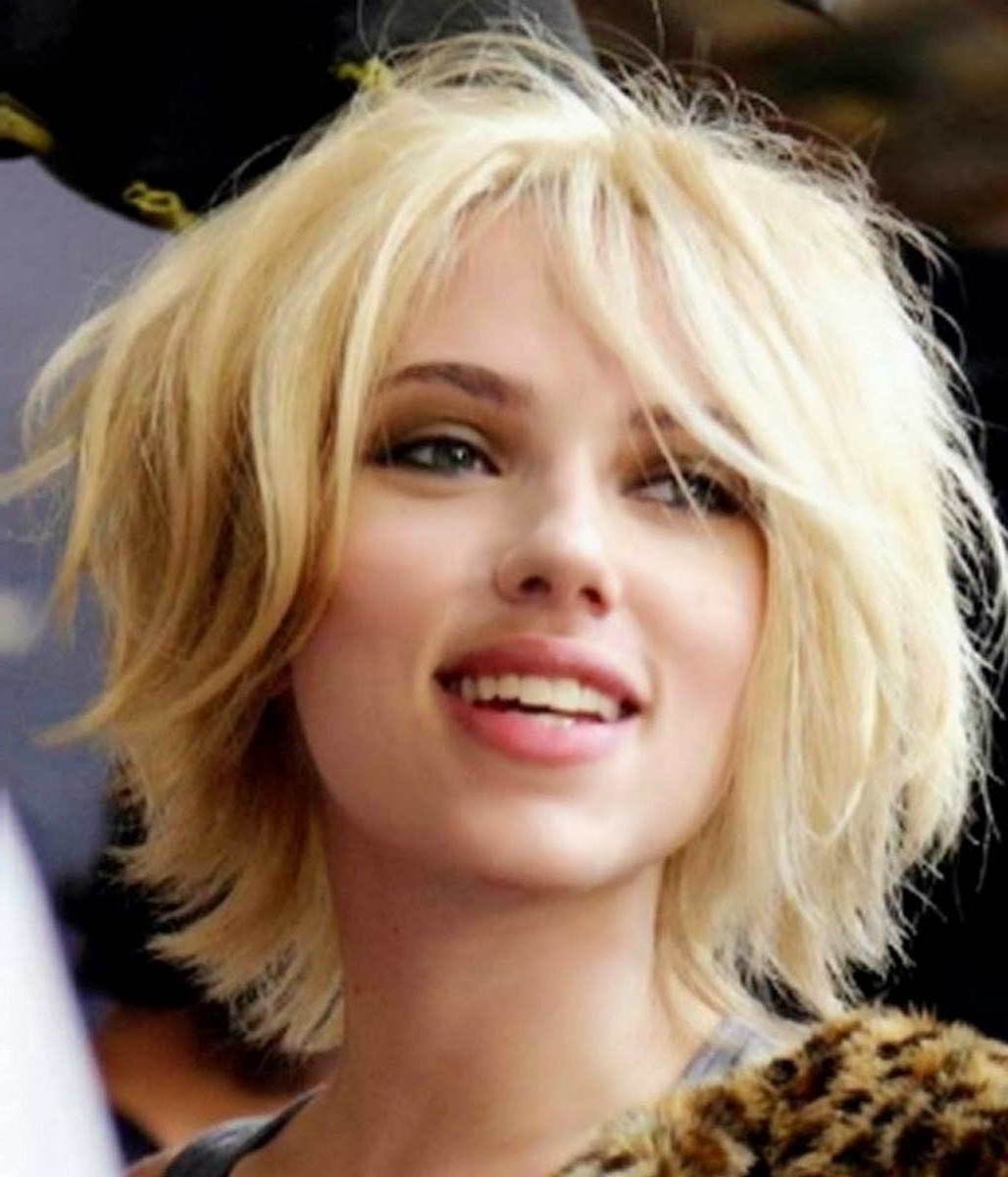 Short Shaggy Hairstyles For Thick Hair: Popular Short Shaggy Pertaining To Most Popular Cool Shaggy Hairstyles (View 13 of 15)