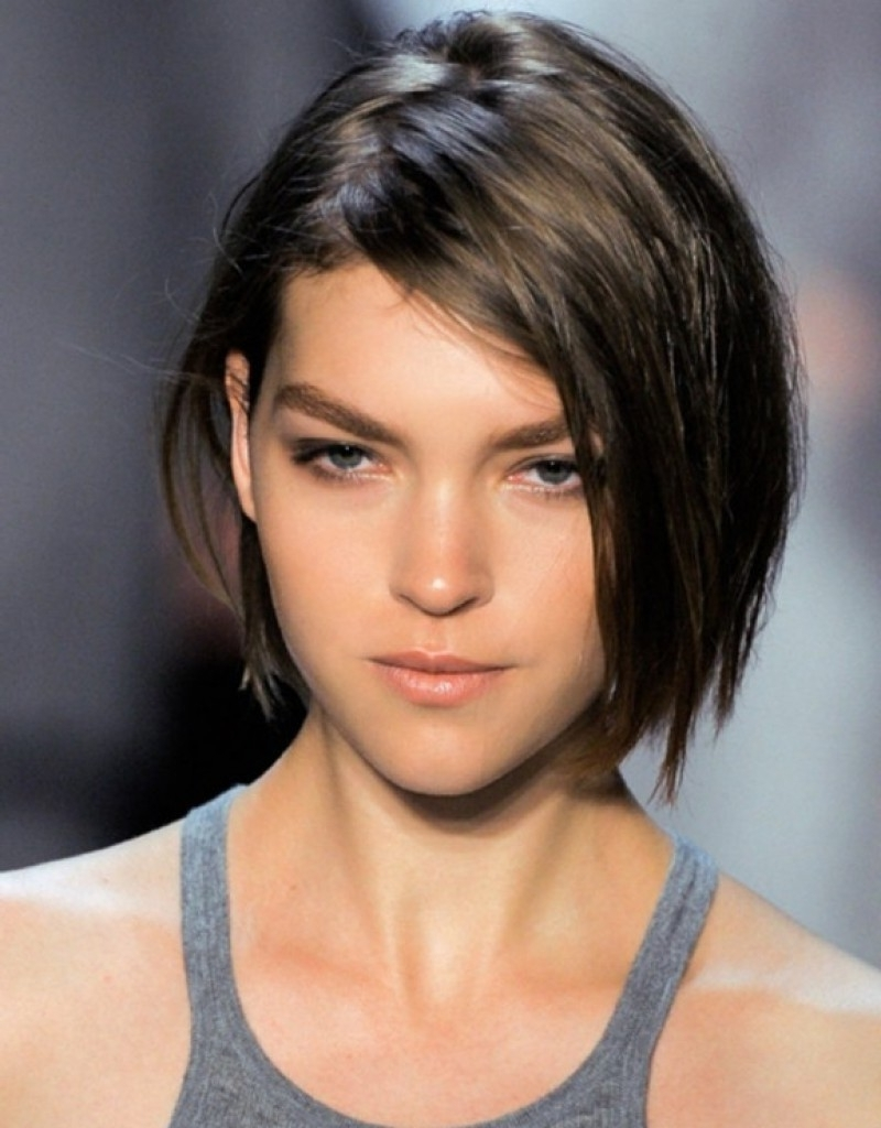 Short Shaggy Hairstyles For Thin Hair – Hollywood Official For Fashionable Short Shaggy Hairstyles Thin Hair (View 13 of 15)