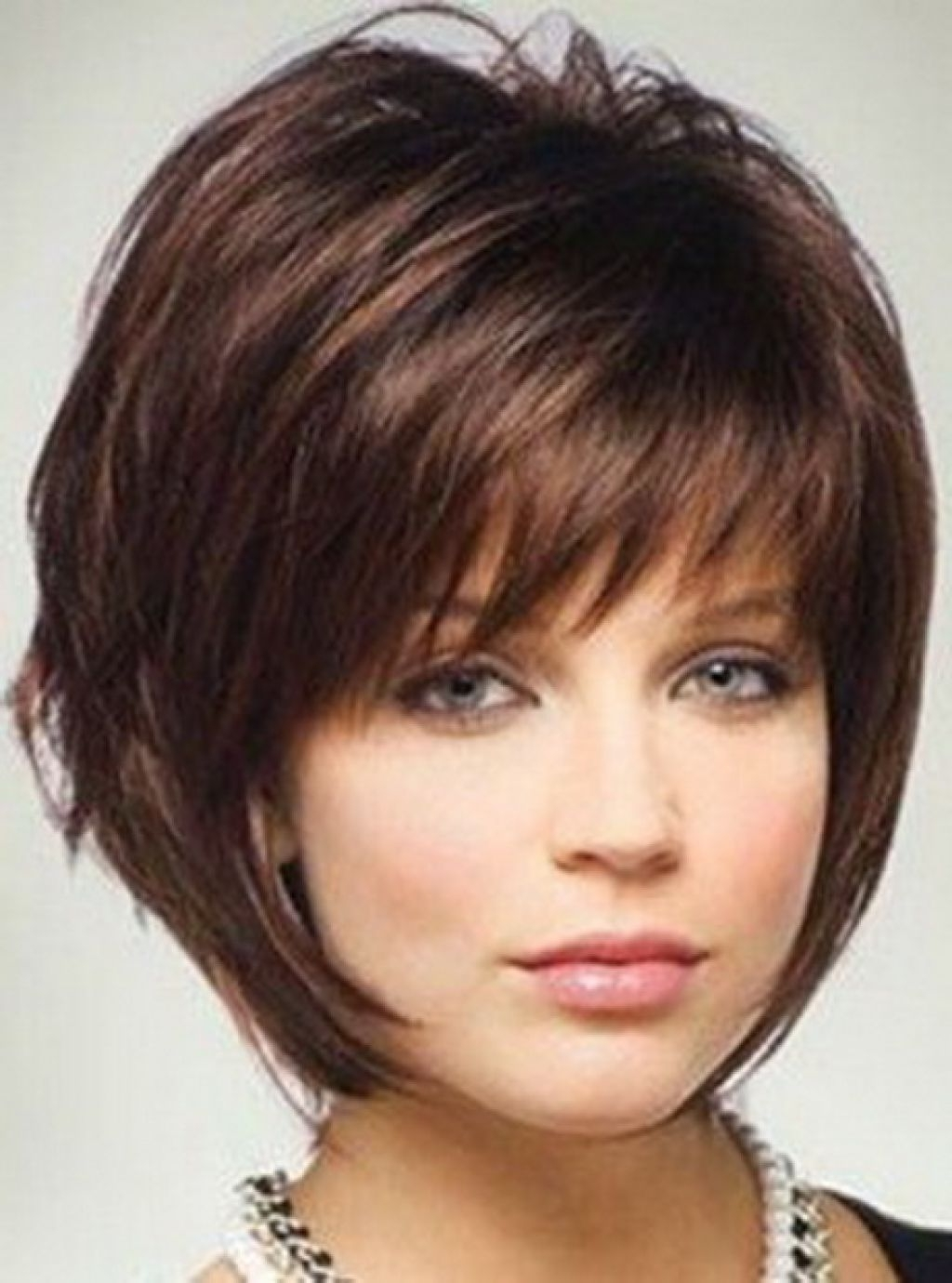 Short Shaggy Hairstyles With Bangs – Hairstyle For Women & Man Regarding Trendy Shaggy Bob Hairstyles With Fringe (View 3 of 15)